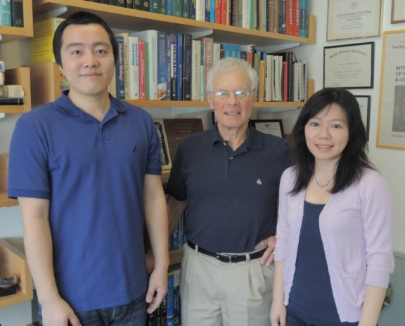 Xiaofei Gao, Dr. Harvey Lodish, Sherry Lee