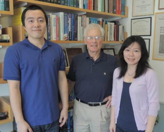 Xiaofei Gao, Dr. Harvey Lodish, Sherry Lee